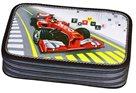 Školní penál Emipo - 3patrový - Formule Racing