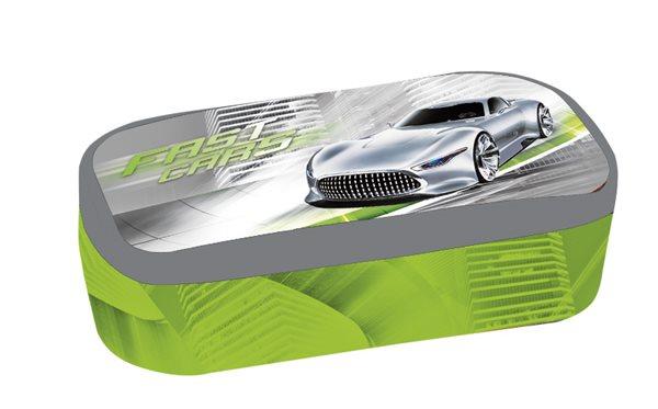 Etue/Pouzdro s klopou - Fast Cars