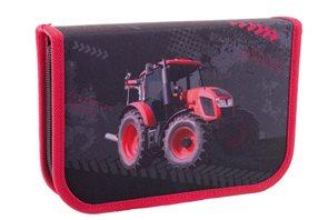 Školní penál jednopatrový Stil - Tractor