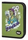 BAAGL Školní penál jednopatrový - Zombie