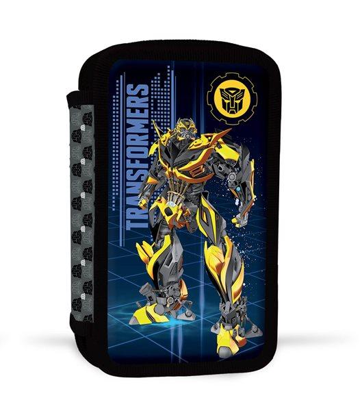 Školní penál 2 patrový - Transformers