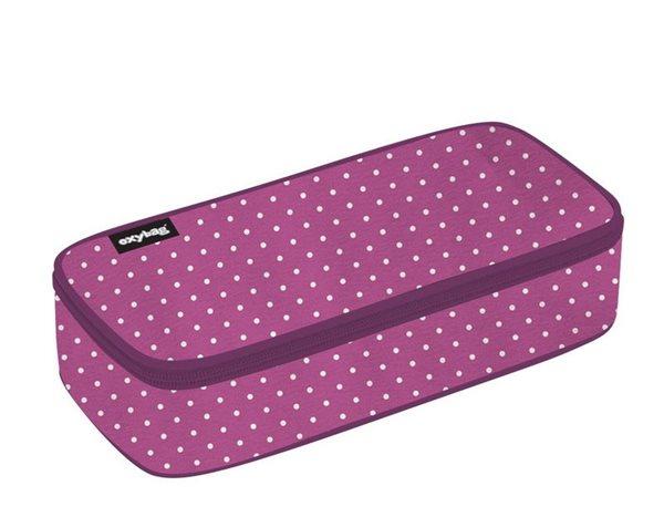 Pouzdro etue komfort OXY - Violet Dots