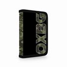 Penál 1patrový 2 klopy prázdný OXY - Army