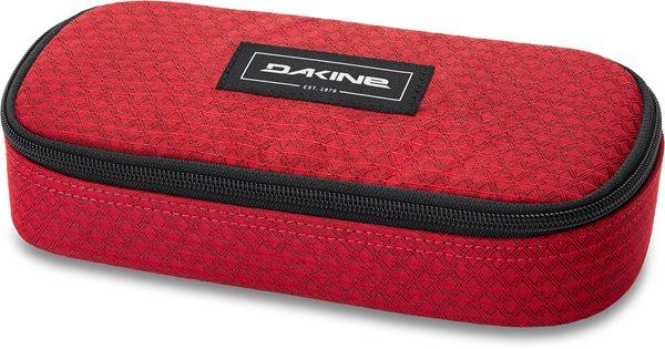 Studentské pouzdro Dakine - Crimson Red