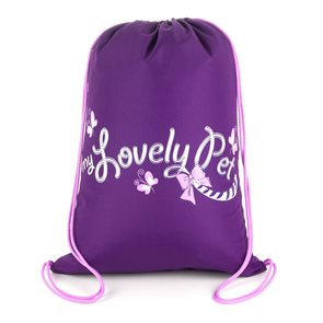Sáček na cvičky Belmil - Lovely Pet Purple