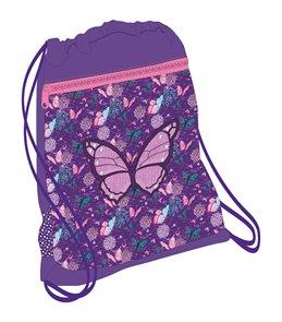 Sáček na cvičky Belmil - Butterfly