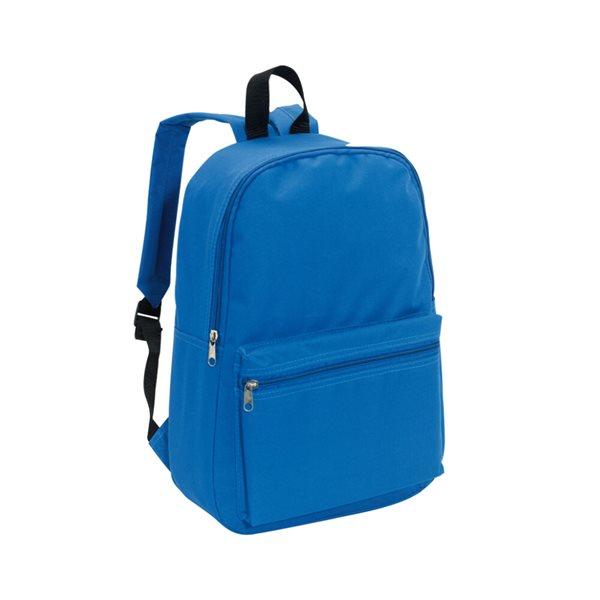 Batoh pro volný čas - modrý
