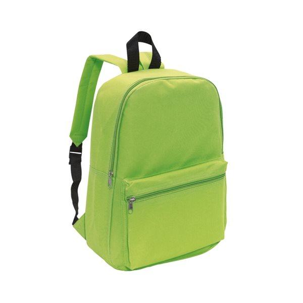 Batoh pro volný čas - světle zelený