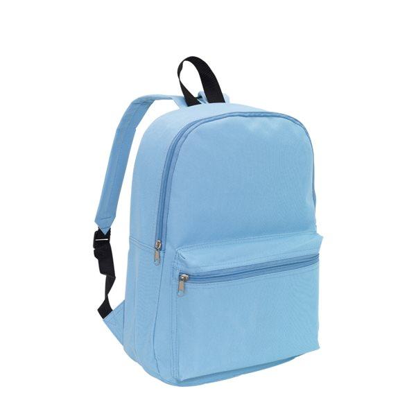 Batoh pro volný čas - světle modrý