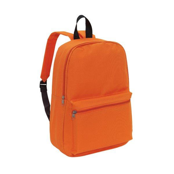Batoh pro volný čas - oranžový