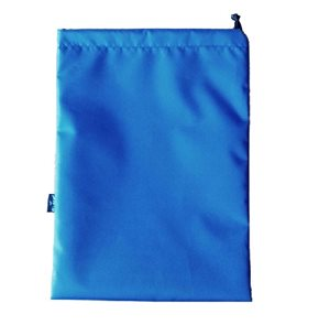 Sáček na cvičky GLANC - modrý