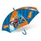 Dětský deštník - Hot Wheels