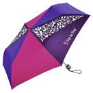 Dětský skládací deštník Step by Step - růžový/fialový/modrý