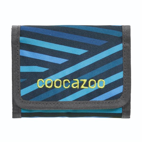 Peněženka Coocazoo - CashDash - Zebra Stripe Blue