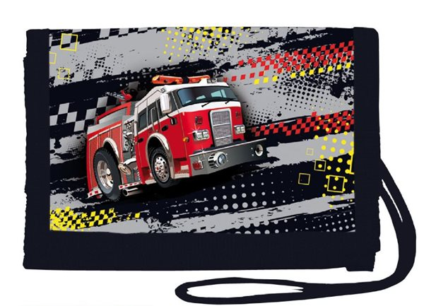 Peněženka na krk Fire fighters