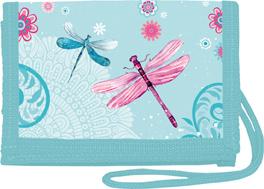Peněženka na krk Dragonfly