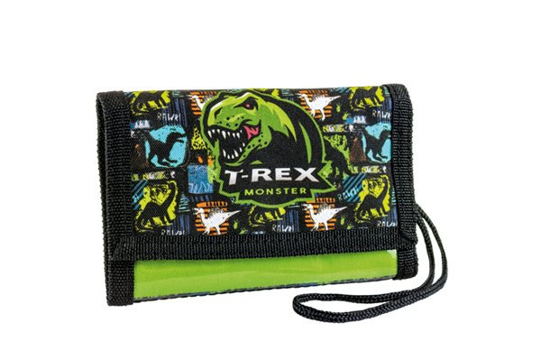 Peněženka na krk Stil - T-rex