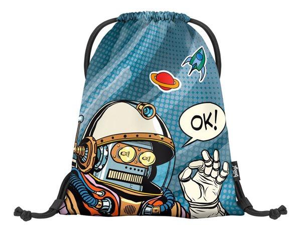 BAAGL Sáček na obuv - Spaceman