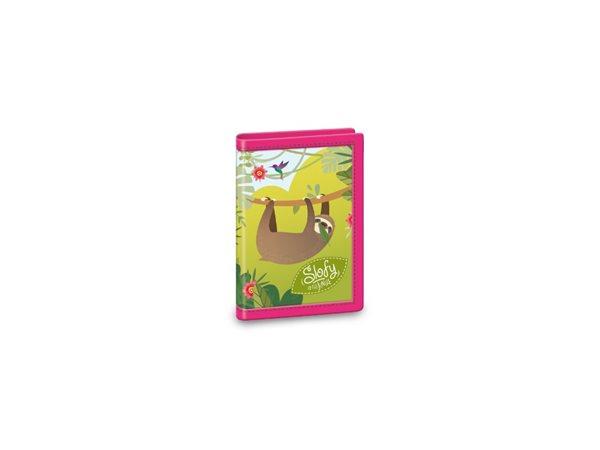 Dětská peněženka Ars Una Slofy lenochod