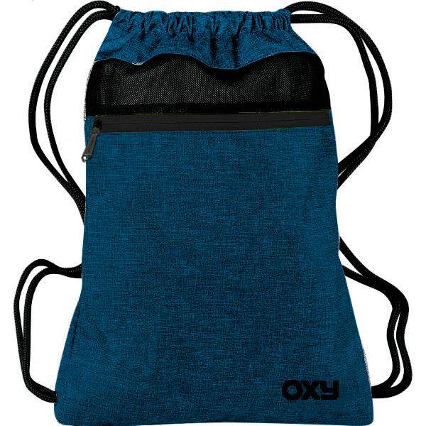 Sportovní vak na záda OXY STYLE - Blue