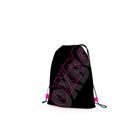 Sportovní vak na záda OXY Black Line - Pink