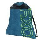 Sportovní vak na záda OXY STYLE - Blue / Green