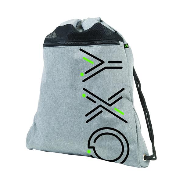 Sportovní vak na záda OXY CAMPUS - Grey