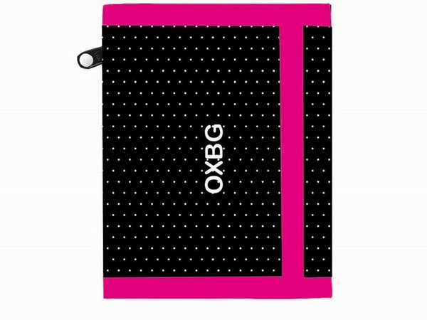 Peněženka OXY - Dots White