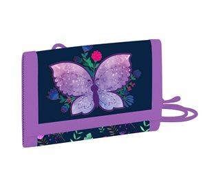 Dětská peněženka OXY - Motýl 2020