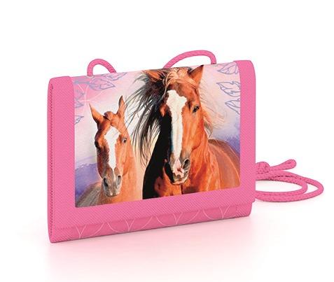 Dětská peněženka OXY - Kůň 2020