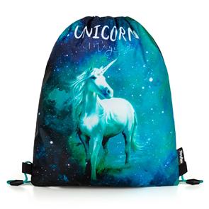 Sáček na cvičky - Unicorn/Jednorožec 2020
