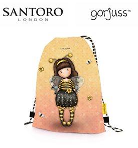 Sáček na cvičky - Santoro Gorjuss Bee-loved