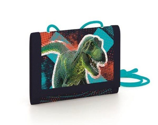 Dětská peněženka OXY - Dino Tyrannosaurus Rex