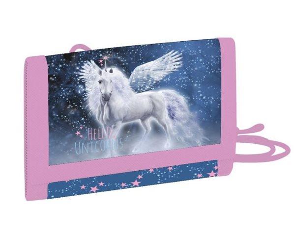 Dětská peněženka OXY - Hello unicorns