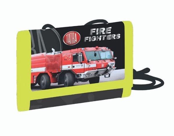 Dětská peněženka OXY - Tatra - hasiči