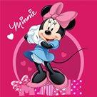 Dětský polštářek - Minnie 2016
