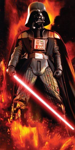 Dětská osuška - Star Wars Darth Vader