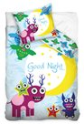 Ložní povlečení - Good Night Monster