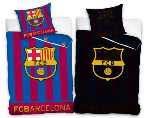 Svítící povlečení FC Barcelona