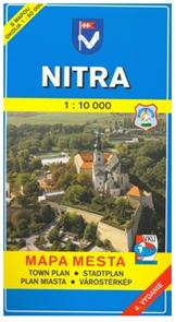 Nitra - pl. VKÚ 1:10