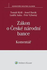 Zákon o České národní bance - Komentář