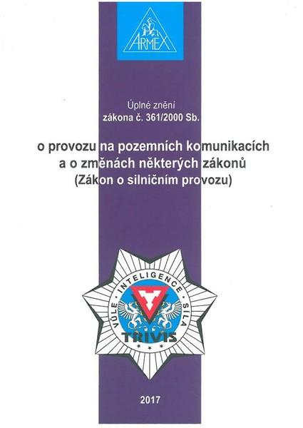 Zákon o provozu na pozemních komunikacích , 18. vydání - A6