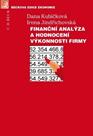 Finanční analýza a hodnocení výkonnosti firmy