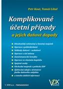 Komplikované účetní případy a jejich daňové dopady 2015 - Petr Kout, Tomáš Líbal - 17x24 cm