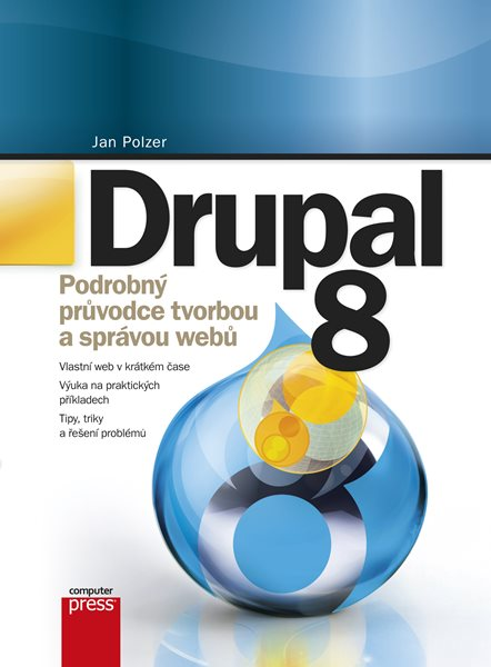 Drupal 8 - Jan Polzer - 17x23 cm