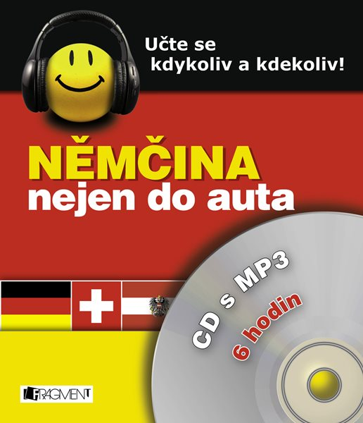 Němčina nejen do auta – CD s MP3