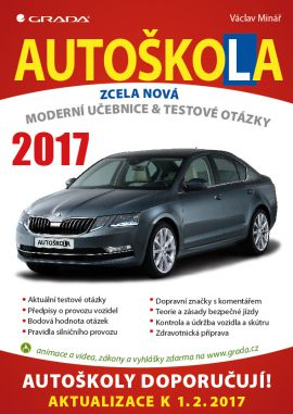 Autoškola 2017 (1) - Václav Minář - 17x24 cm