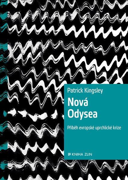 Nová Odysea - Patrick Kingsley - 14x19 cm