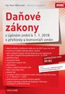 Daňové zákony v úplném znění k 1. 1. 2018