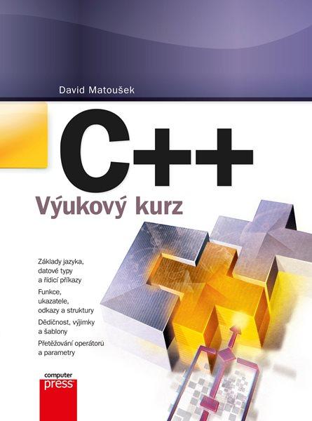C++ - David Matoušek - 17x23 cm, Sleva 14%